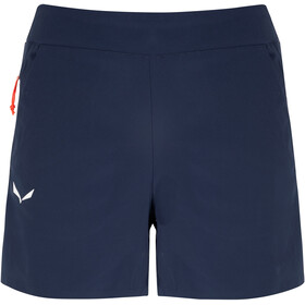 SALEWA Lavaredo Durastretch Shorts Women, niebieski